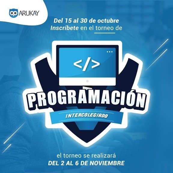 Torneo Intercolegiado de Programación