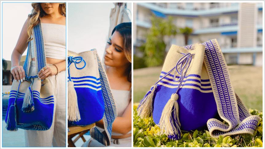Fringing on the bags_Ekiitaya bags_Wayuu bags
