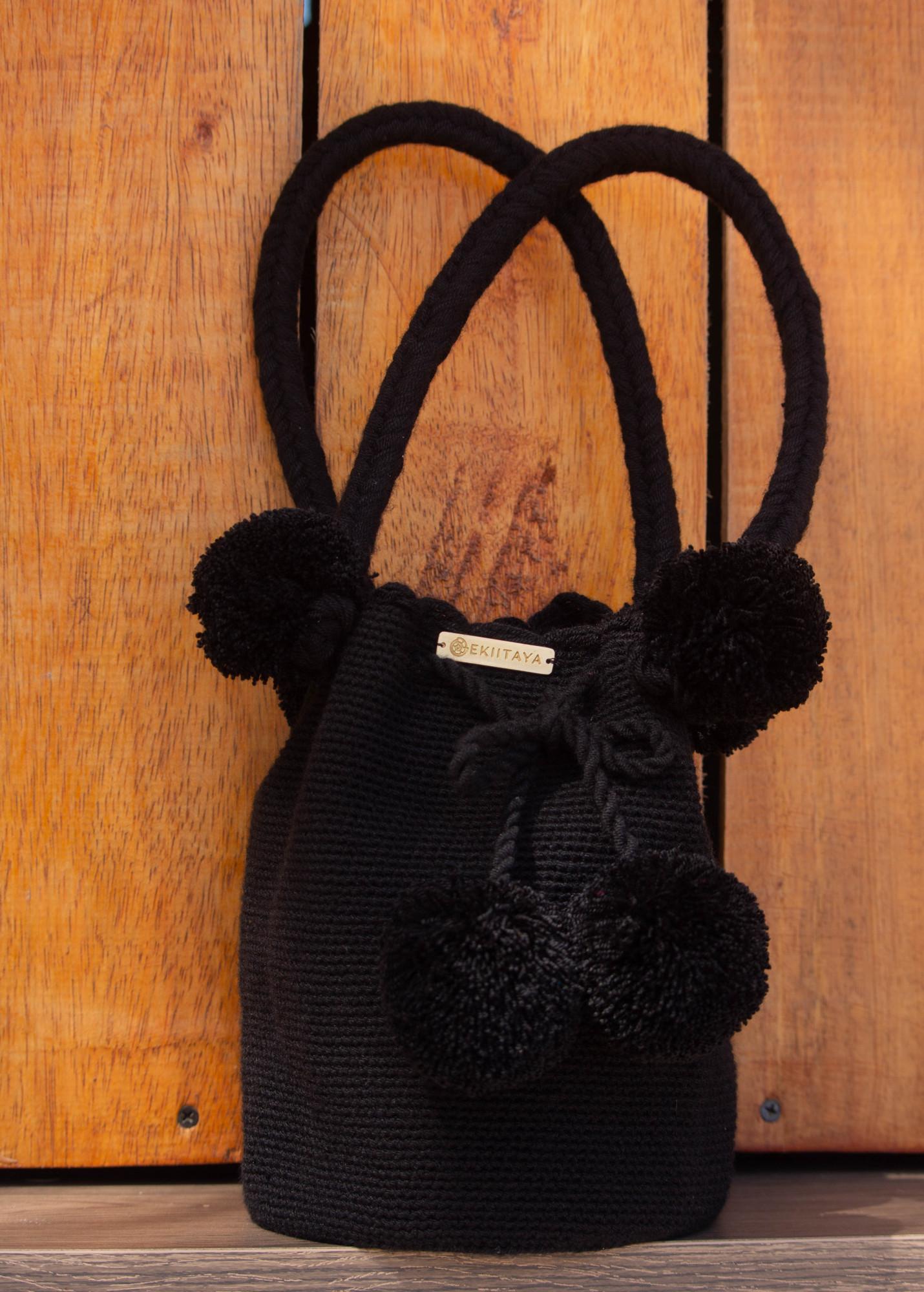 Mini mochila Carbón EKIITAYA