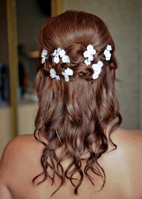 Bride Hair Design 6