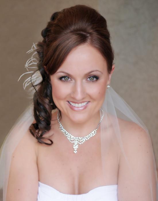 Bride Hair Design 2